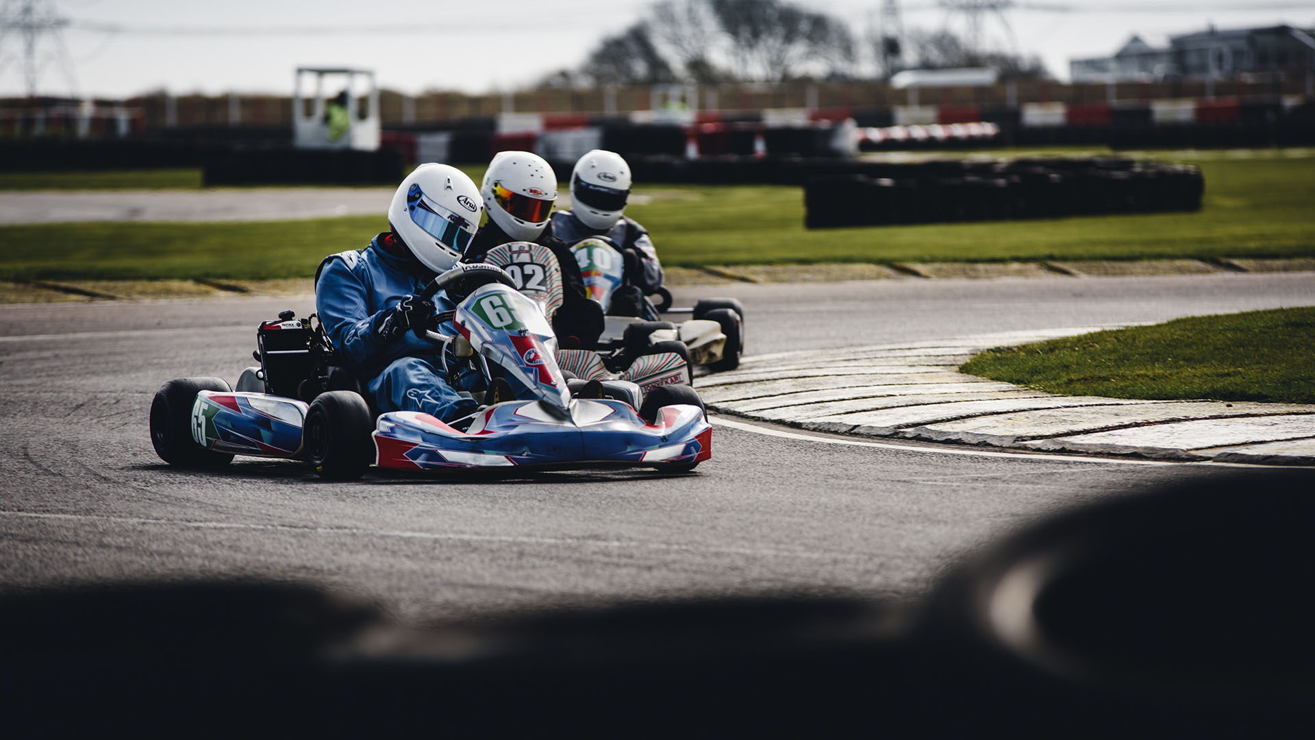 Circuit karting Marmande